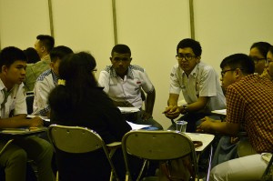Dalam tes offline para peserta dibagi dalam setiap kampus pilihan mereka. Ada sebanyak 18 kampus ternama seluruh Indonesia yang berpartisipasi dalam kegiatan OSC 2018 ini. Tes dilakukan secara interview dan tertulis.