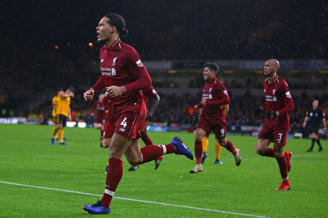 Sergio Van Dijk akhirnya menggandakan keunggulan Liverpool pada menit ke-68 saat ia melakukan sontekan mudah di muka gawang menyambut bola kiriman Salah.