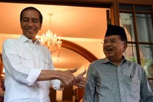 JK tidak terlalu mempersoalkan apakah keterlibatan dirinya dalam pemerintah Jokowi berikutnya akan berada di dalam lingkup struktural pemerintahan atau tidak.