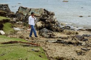 Korban paling banyak ditemukan di Hotel Mutiara Carita Cottage, Hotel Tanjung Lesung, dan Kampung Sambolo. Antara Foto/Bayu Prasetyo