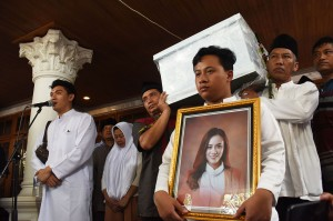 Jenazah Dylan rencananya dimakamkan di TPU Taman Arum, Kelurahan Mangkujayan, Kota Ponorogo, Kabupaten Ponorogo, Jawa Timur.