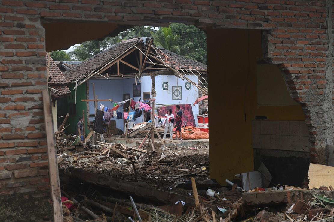 Pemprov Banten menetapkan tanggap darurat bencana akibat tsunami Selat Sunda hingga Rabu, 9 Januari 2019.