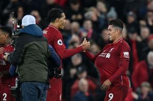 Kemenangan itu memantapkan posisi Liverpool di puncak klasemen dengan koleksi 54 poin, unggul 9 poin atas pesaing terdekatnya, Tottenham Hotspur. Sementara Arsenal (38) tertahan di urutan kelima.