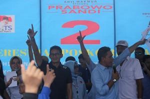 Selain menjadi salah satu pusat pemenangan dan pengawalan pasangan Prabowo Subianto - Sandiaga Uno, Rumah Kemaslahatan Indonesia tersebut juga menjadi tempat pembinaan bagi enterpreneur pemula.