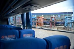 Terminal terbesar di kota pemekaran Kabupaten Tangerang itu pun sudah diuji coba untuk penyelenggaraan mudik tahun lalu, dan kini sudah dilimpahkan ke Badan Pengelola Transportasi Jakarta (BPTJ) untuk segera difungsikan sepenuhnya.