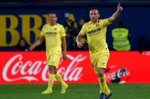 Gol kedua Santi Cazorla delapan menit  jelang waktu normal pertandingan usai berhasil memaksa laga berakhir dengan hasil imbang, setelah sebelumnya tim tamu sempat unggul lewat Karim Benzema dan Raphael Varane.