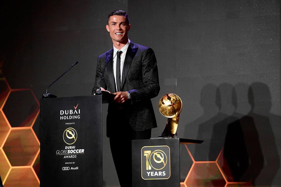 Bagi CR7, ini merupakan gelar kelima Pemain Terbaik Dunia versi Globe Soccer Awards. Ini juga jadi gelar ketiganya secara beruntun.