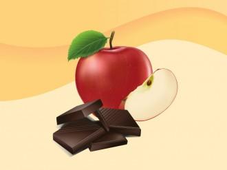 Apel dan Cokelat, Makanan Terbaik Penurun Kolesterol