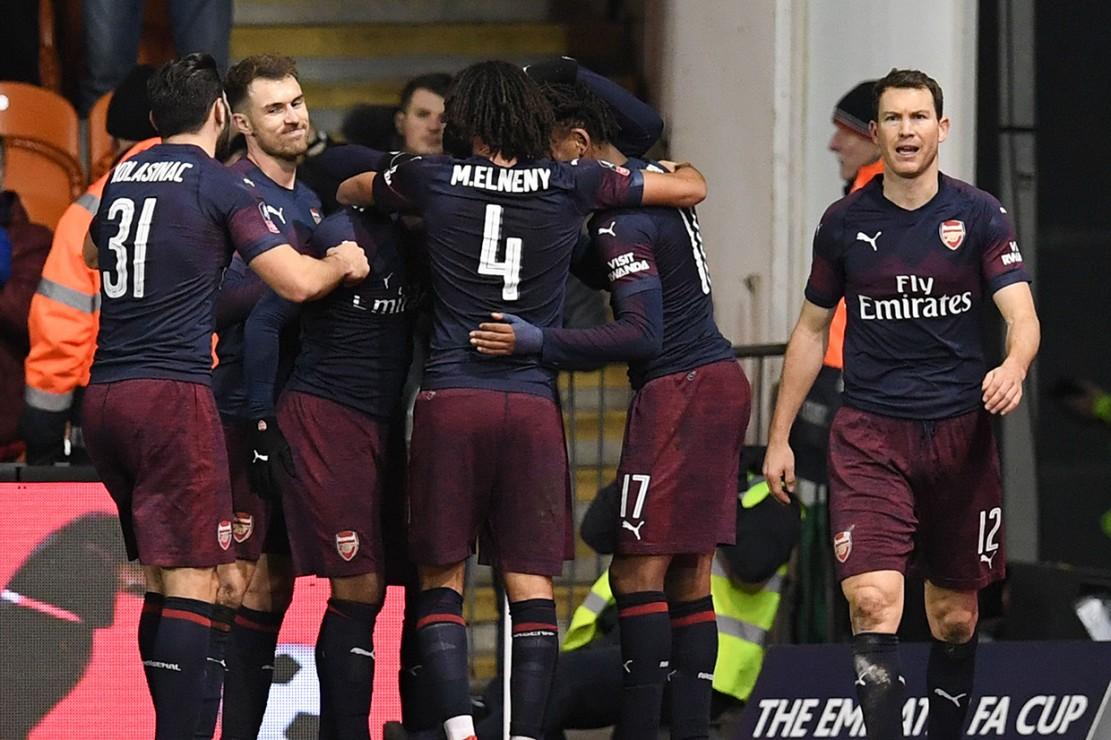 Skor 3-0 bertahan hingga laga tuntas. Kemenangan atas Blackpool mengantar Arsenal melaju ke babak empat Piala FA.