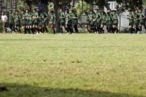 Sebanyak 38 pemain timnas U-22 dipanggil PSSI untuk mulai berlatih di Lapangan ABC Senayan sebagai persiapan mengikuti Piala AFF U-22 yang dihelat di Kamboja pada 17 Februari.