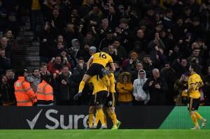 Sayangnya skor imbang tak bertahan lama. Pada menit ke-55 Wolverhampton merestorasi keunggulan mereka lewat tendangan dari luar kotak penalti Ruben Neves yang tak terjangkau oleh kiper Simon Mignolet.