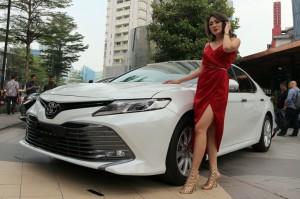 Teknologi utama yang ditawarkan oleh All New Camry adalah penggunaan sasis Toyota New Global Architechture (TNGA).