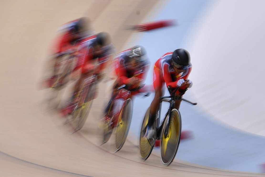 Asian Track Championship 2019 sendiri akan berlangsung hingga 13 Januari mendatang.