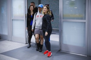 Rahaf telah tiba di Kanada setelah mendapatkan suaka dari Perdana Menteri Kanada Justin Trudeau. Sebelumnya, dia melarikan diri dari keluarganya dengan tuduhan penganiayaan. Dia ingin menuju Australia dan meminta suaka di negara itu, namun dia harus terdampar di bandara Bangkok.