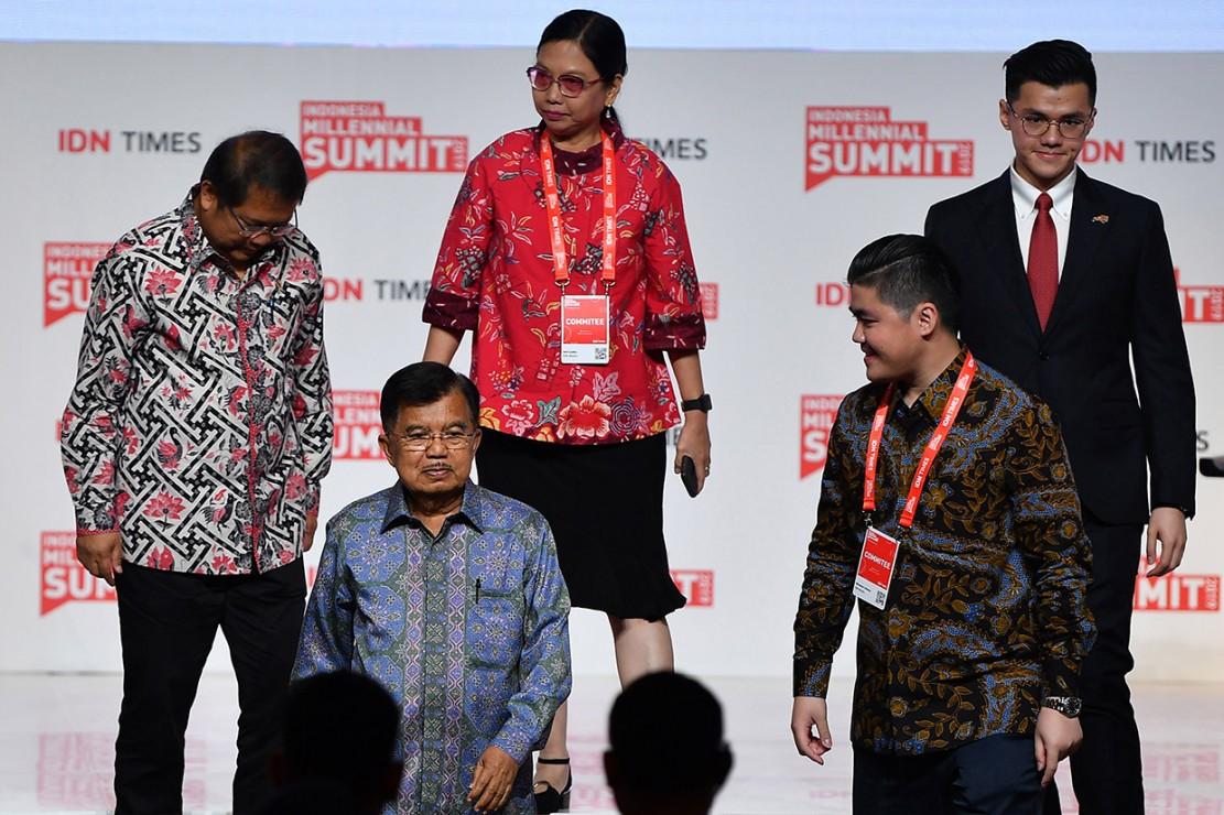 Dalam kesempatan yang sama IDN Times juga meluncurkan Indonesia Millennial Report 2019. Survei ini dikerjakan oleh IDN Research Institute bekerjasama dengan Alvara Research Center. Hasil dari Indonesia Millennial Report 2019 pun diserahkan oleh William Utomo, founder IDN Times pada Wakil Presiden Jusuf Kalla.