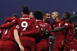 10 menit kemudian tuan rumah kembali unggul lewat gol lewat gol kedua Salah. Kedudukan menjadi 3-2.