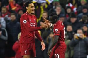 Liverpool semakin di atas angin setelah kembali berhasil menambah perbendaharaan gol kewat Sadio Mane di akhir babak kedua.
