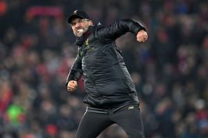 Pelatih Liverpool menyambut gembira kemenangan timnya atas Palace.