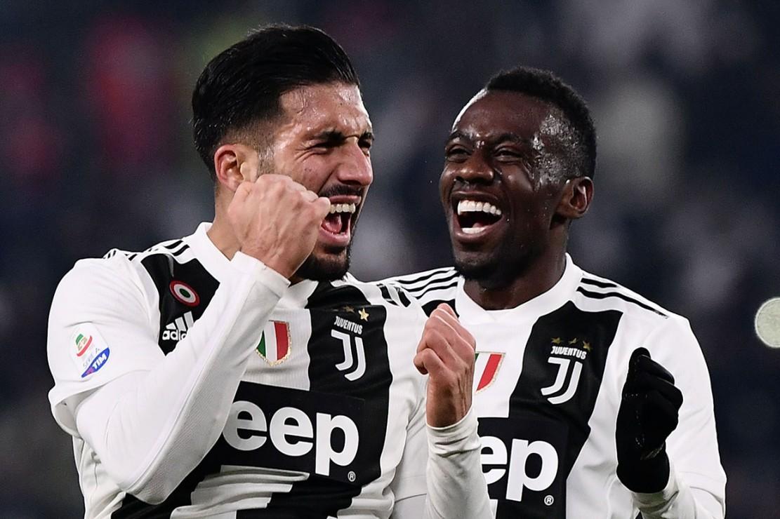 Emre Can menggandakan keunggulan timnya di akhir babak pertama dengan meneruskan umpan Paulo Dybala. Itu merupakan gol pertama Can sejak kepindahannya dari Liverpool. Skor 2-0 bertahan hingga jeda.