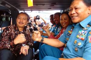 Menteri BUMN mengapresiasi Kemhan dan TNI-AL yang percaya dan menggunakan produk BUMN.