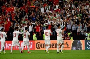 Di semifinal, skuat Iran akan menghadapi Jepang yang lolos berkat kemenangan tipis 1-0 atas Vietnam.