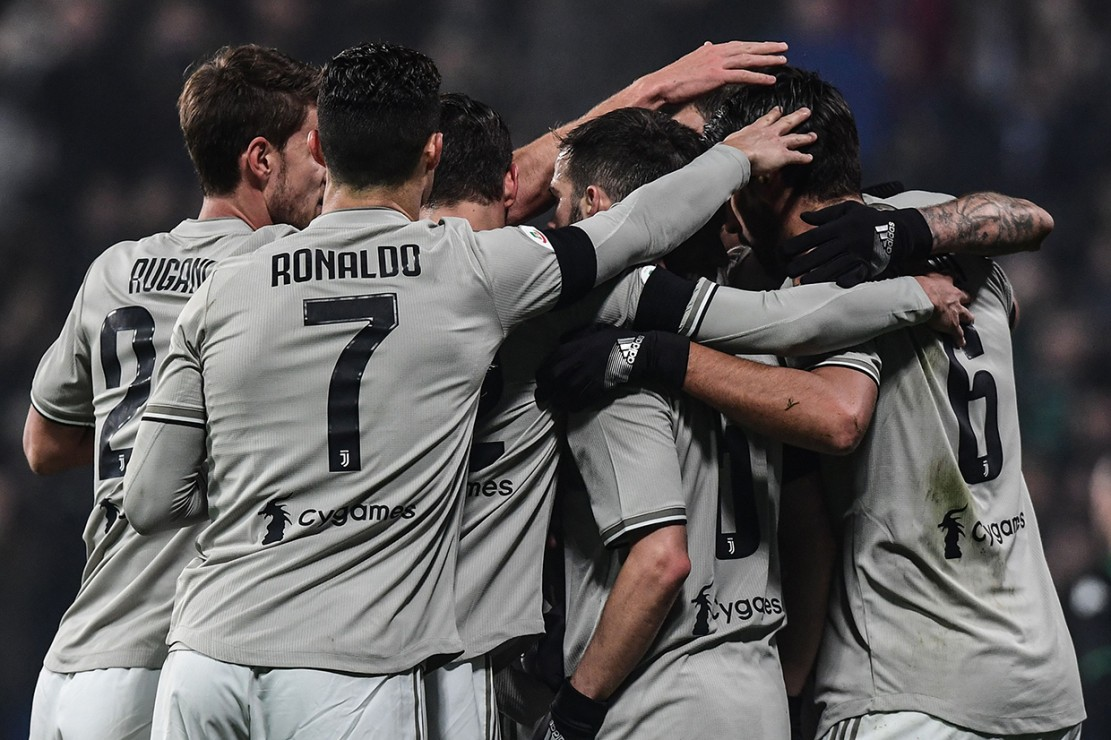 Mereka kini mengumpulkan 63 poin, berjarak 11 poin dari Napoli di peringkat kedua. Sementara Sassuolo masih ada di peringkat ke-11 dengan 30 poin.