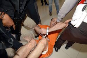 Bea Cukai Ngurah Rai juga berhasil mengungkap penyelundupan narkoba jenis ganja oleh seorang WN AS bernama Husein Ashadi Bahri. AFP Photo/Sony Tumbelaka