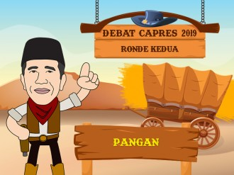 [Cek Fakta] Jokowi: Kita Ingat di Tahun 2014, Masih Impor 3,5 Juta Ton Jagung