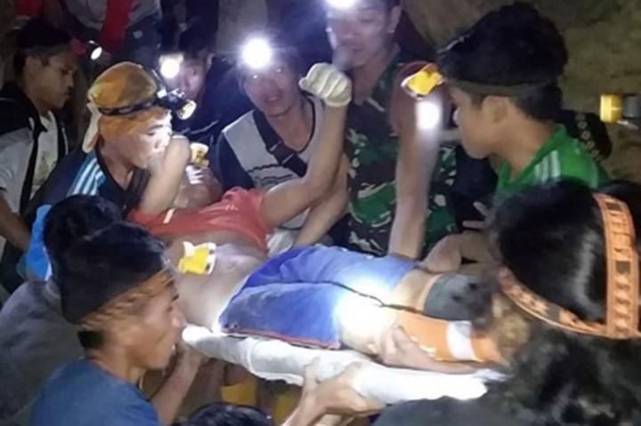 Tambang Emas di Bolmong Longsor, Puluhan Orang Tertimbun