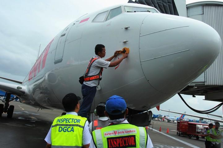 Kemenhub Mulai Inspeksi Boeing 737 MAX 8 Hari ini