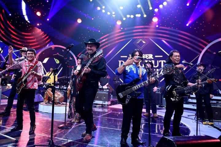 'Dangdut Cowboys' Goyang Jakarta