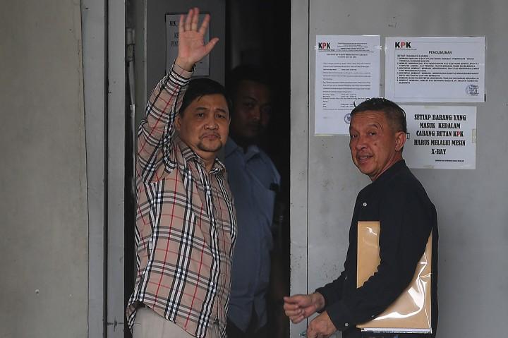MA Bebaskan Terdakwa BLBI Syafruddin Temenggung