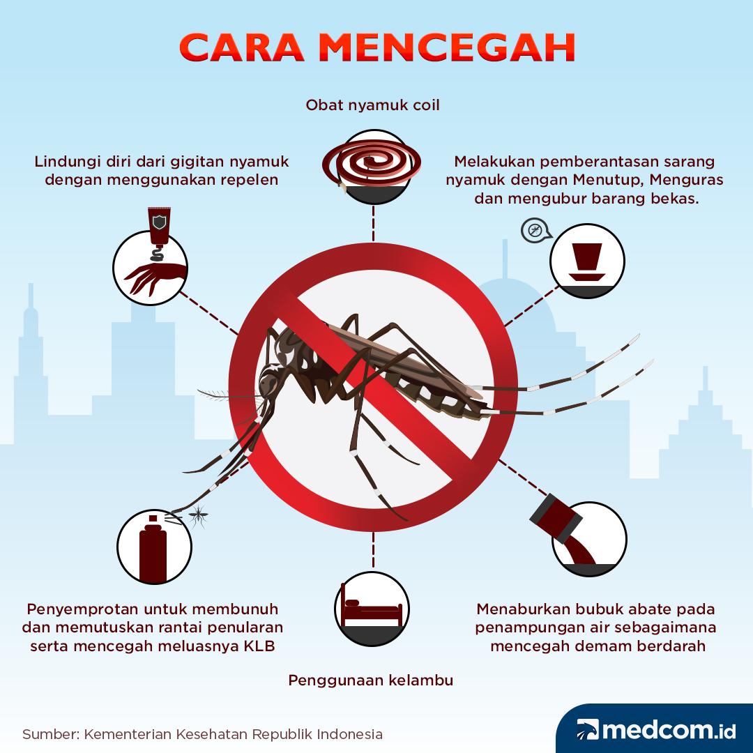 Cara Mengobati Demam Chikungunya - Medcom.id