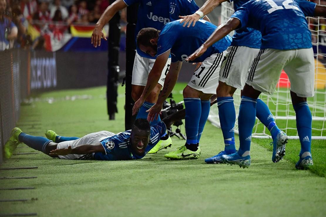 Hasil gambar untuk matuidi gol atletico
