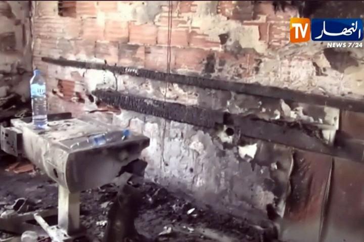 8 Bayi Tewas dalam Kebakaran di RS Bersalin Aljazair