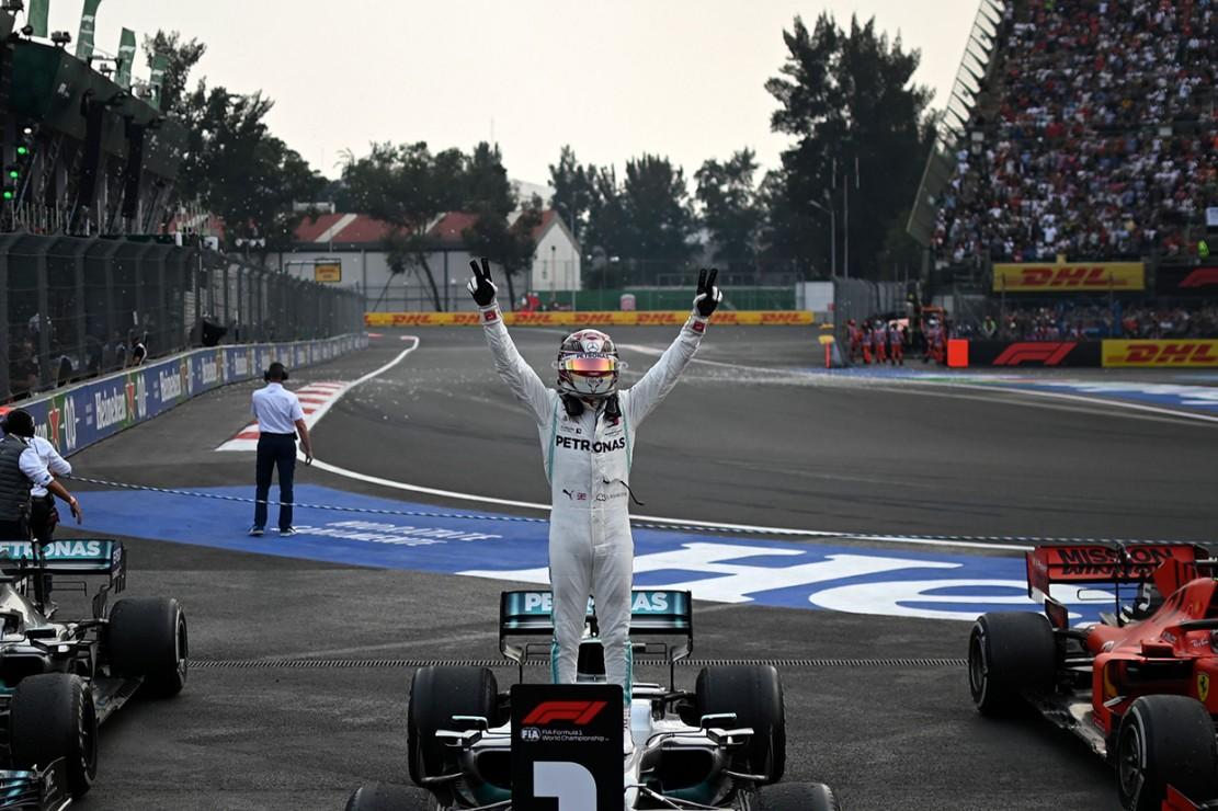 F1 Meksiko