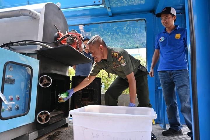 Operasi Nila Jaya, Polres Jakbar Musnahkan 37 Kg Sabu
