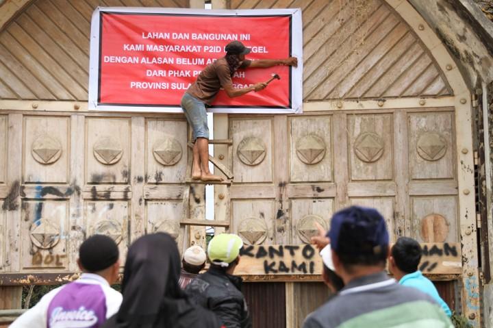 Kantor MUI Sulawesi Tenggara Disegel Warga