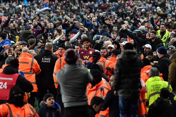 Tekuk Leicester, Aston Villa ke Final Piala Liga