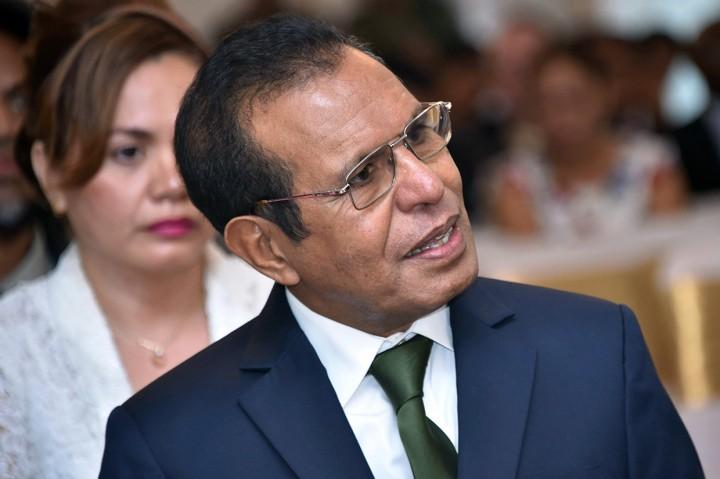 PM Timor Leste Mundur