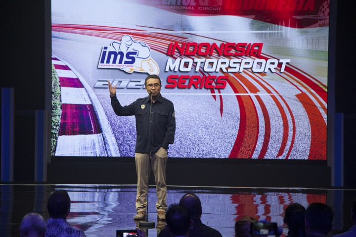 Indonesia Motorsport Series 2020 Disiarkan Langsung Metro TV