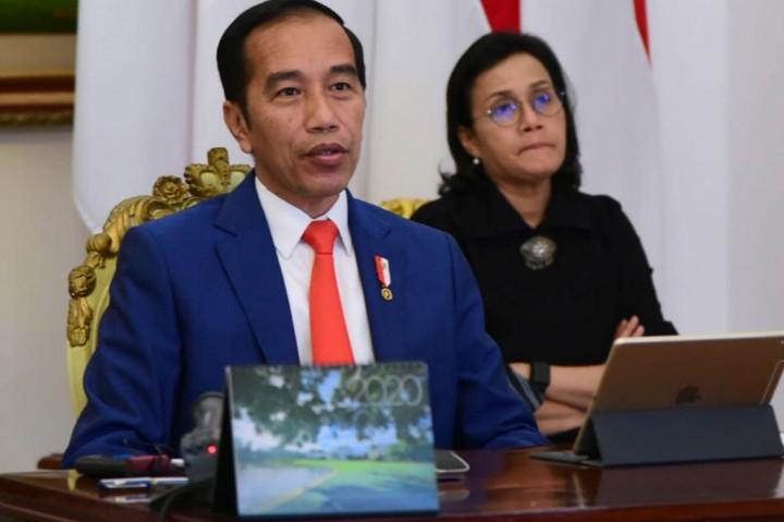 Jokowi Ajak G20 Perangi Covid-19