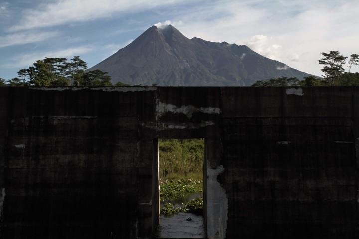 Gunung Merapi Berstatus Waspada