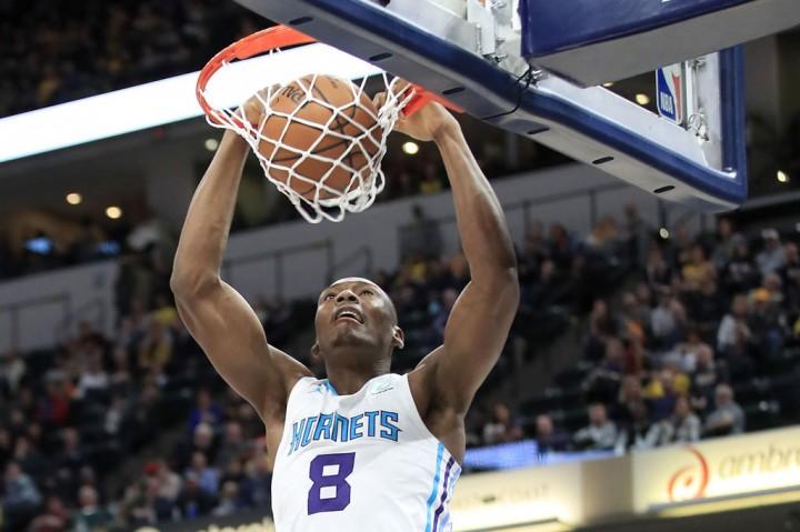 Pemain NBA Biyombo Sumbang Rp15,6 M untuk Perangi Covid-19 di