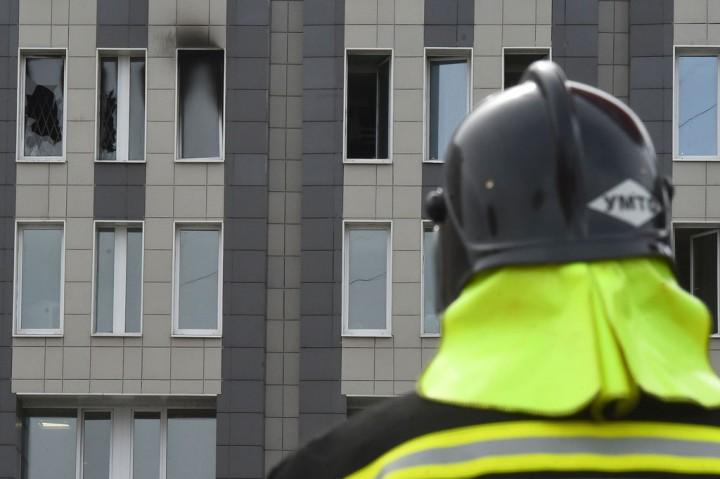5 Tewas dalam Kebakaran di RS Covid-19 Rusia