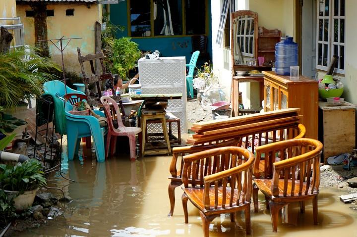 Kondisi Gorontalo Pascaditerjang Banjir Bandang