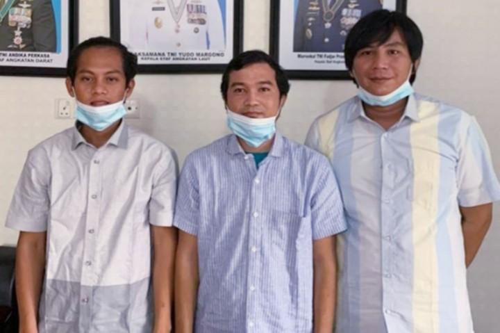 Operasi Senyap Selamatkan 3 WNI dari Tangan Perompak