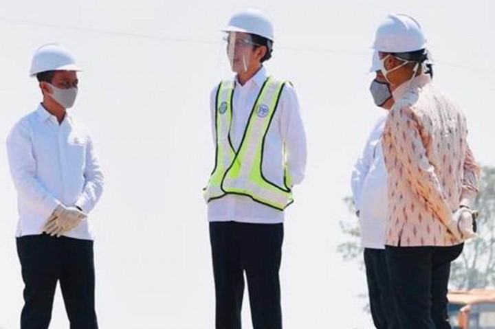 Presiden: 7 Perusahaan Pastikan Relokasi ke RI, 17 Komitmen