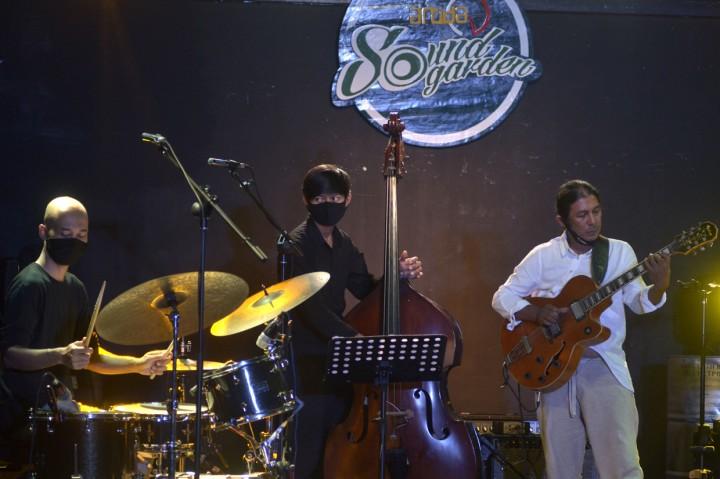Konser Musik 'Jazztreaming!' Terapkan Protokol Kesehatan