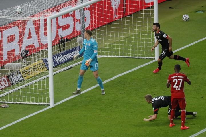 Bayern Muenchen Juara DFB Pokal ke-20